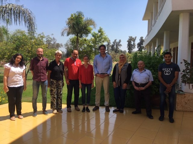 Visit of experts